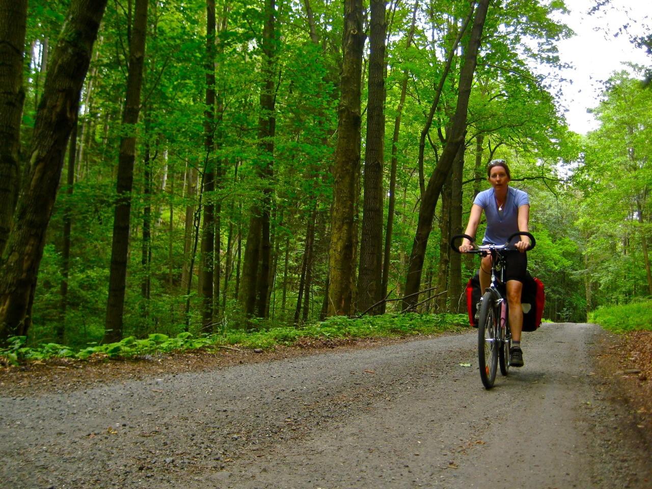 Du lịch bằng xe đạp và những chuẩn bị cần thiết