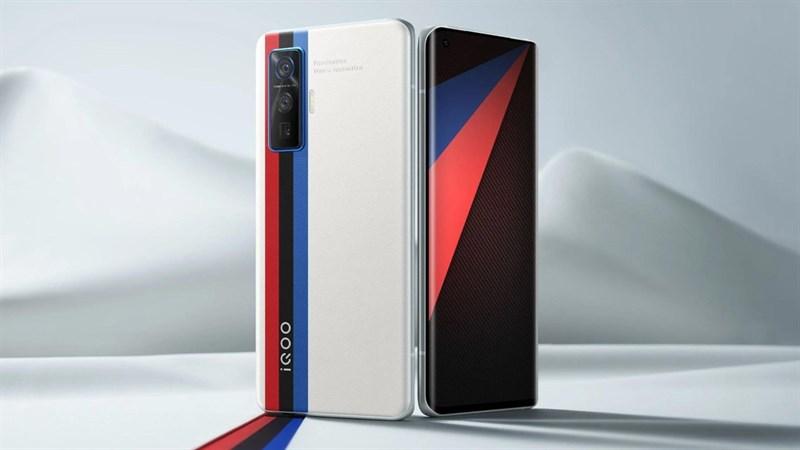 iQOO 8 series Snapdragon 888+,sạc nhanh 160W ấn định ngày ra mắt