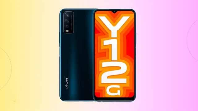 Vivo Y12G trang bị chip Snapdragon 439 và pin 5.000mAh, giá bình dân